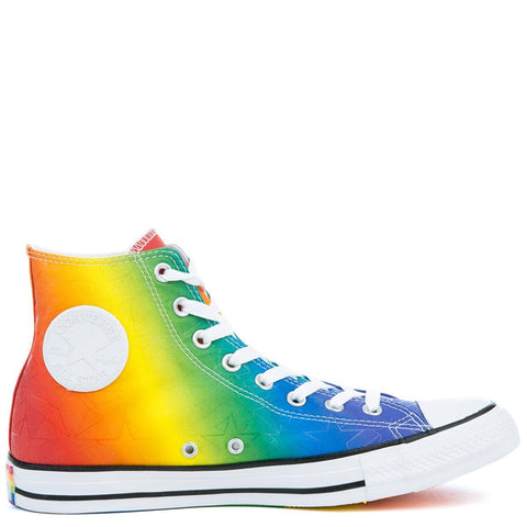 Unisex Chuck Taylor All Star High Pride Sneakers