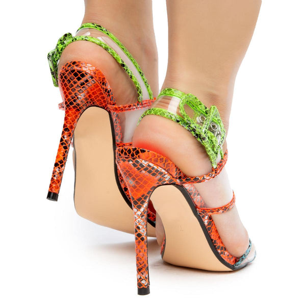 Aleeya Dress High Heels
