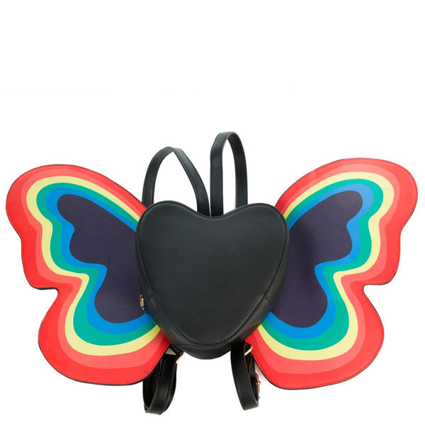 Rainbow Wing Butterfly Backpack