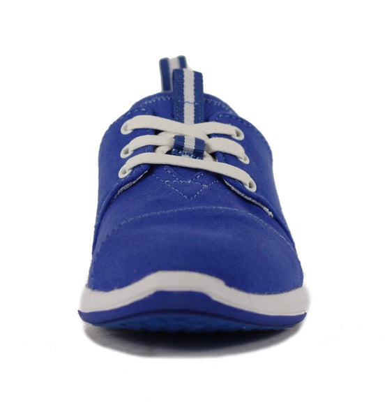 Kids Toms Del Rey Sneaker Blue Canvas