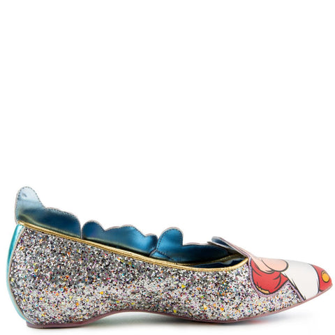 Disney's Snow White x Irregular Choice Whistle While You Work Flats