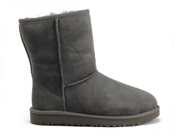 UGG Australia for Kids: Classic Short Grey Boots