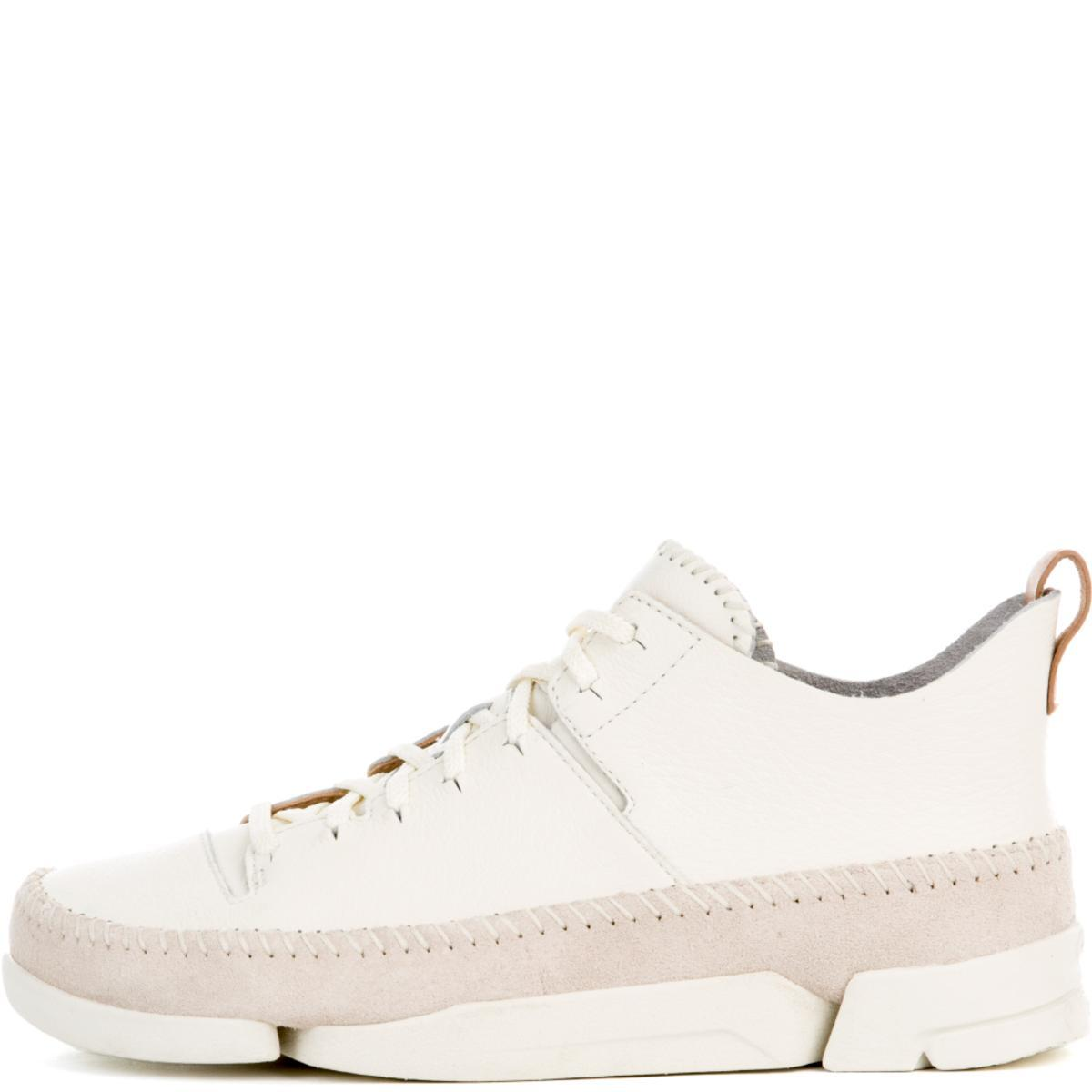 Men's Trigenic Flex White Sneaker
