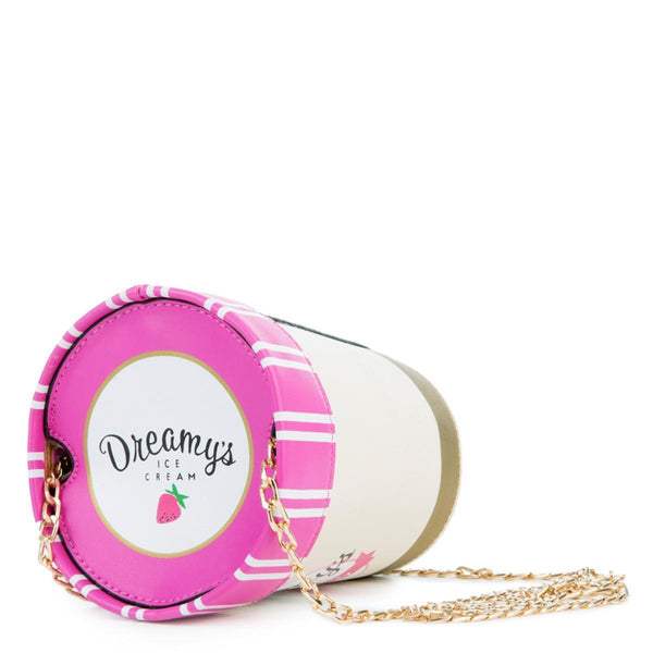 Women's Strawberry Ice Cream Crossbody