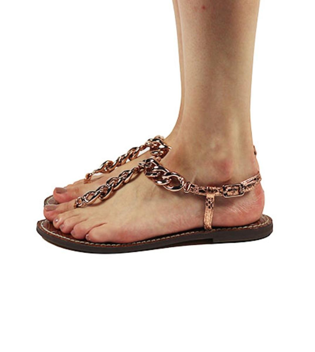 Sam Edelman for Women: Grella Copper Sandals