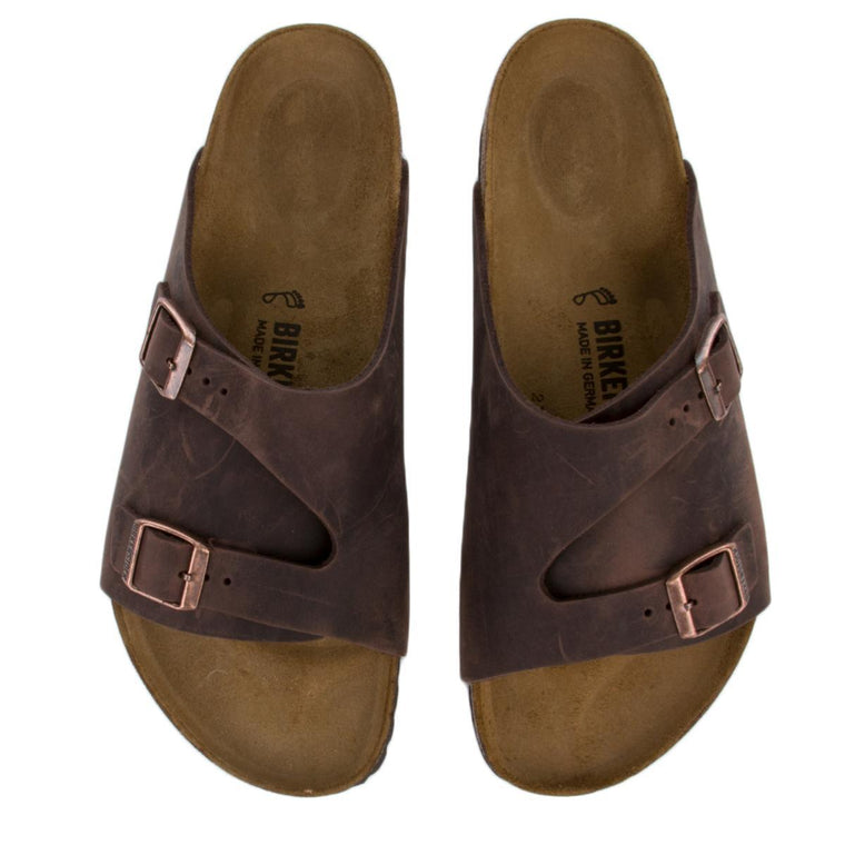 Birkenstock Zurich Regular Men's Habana Sandals