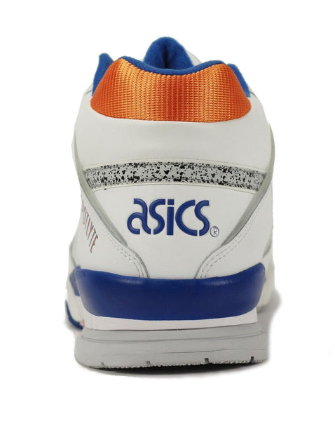 Asics for Men: Gel-Spotlyte White Marble Sneaker