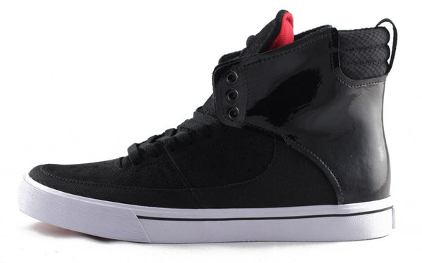 Spectre by Supra: Kondor Black White Red Boots Sneakers