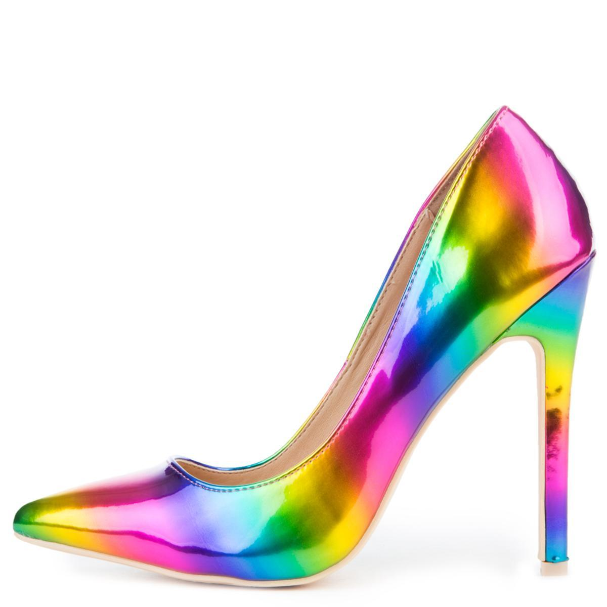 Women's 226-9 Iridescent High Heel