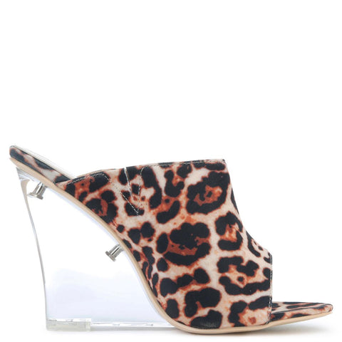 Women's Boa Babe Wedge High Heel