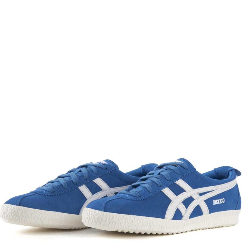 save off 15a91 5b3ce Onitsuka Tiger Unisex: Mexico Delegation Blue/White Sneakers