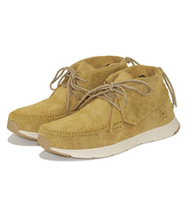 Ransom: Alta Mid Deep Tan Bone Sneakers