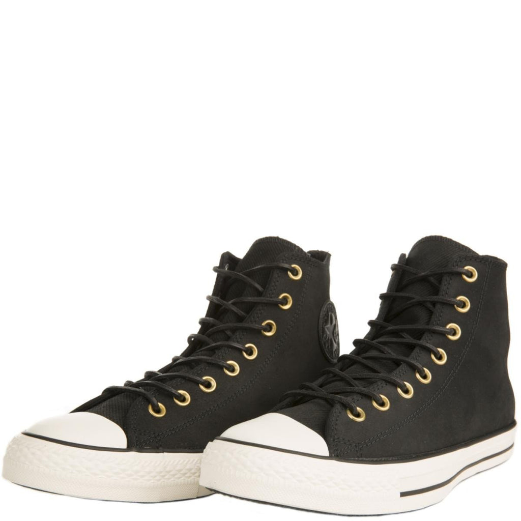 079b432aef07 Converse for Men  Chuck Taylor All Star Crafted Black Suede High Tops