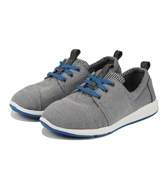Toms for Kids: Del Rey Sneaker Blue Chambray