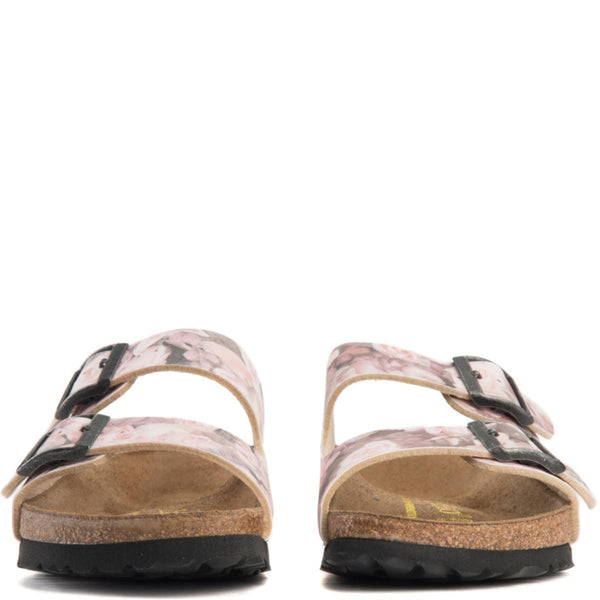 Birkenstock for Women: Papillio Arizona Silky Rose Pink Narrow Sandals