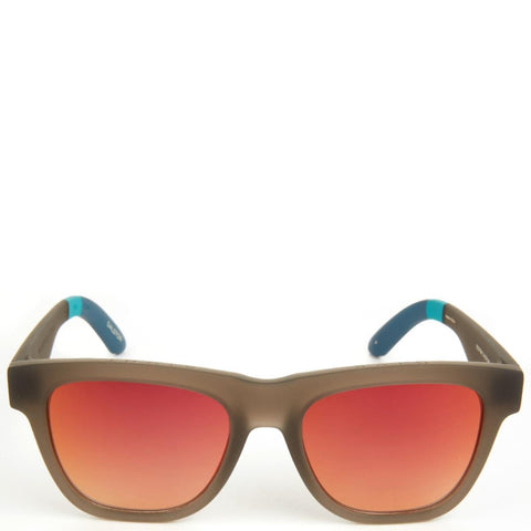 Toms: Traveler Dalston Matte Grey Sunglasses