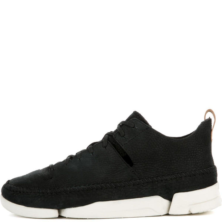 Men's Trigenic Flex Black Sneakers