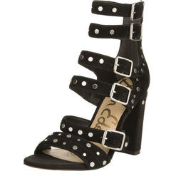 Sam Edelman for Women: York Black Stud Heels