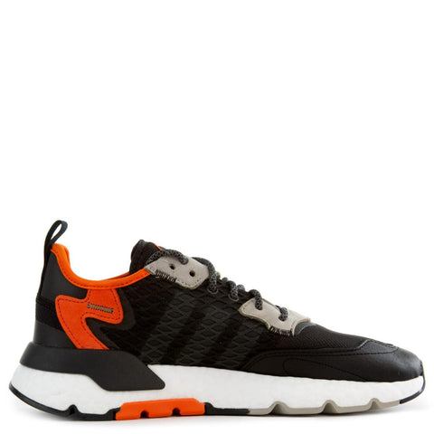 Nite Jogger in Core Black/Orange