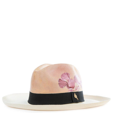 Rostro de Mujer Panama Hat Size S