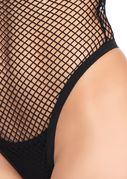 Women's Fishnet G-String Side Boob Ted