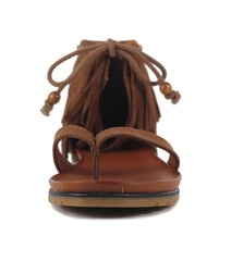 MIA for Women: Native Cinammon Nova Suede Sandal