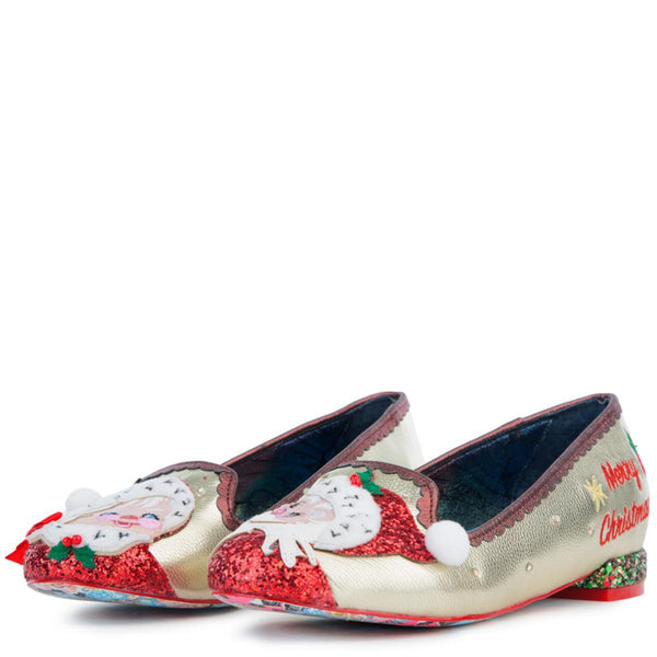 The Clauses Women's Flats