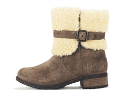 UGG Australia for Women: Blayre II Espresso Suede Boot