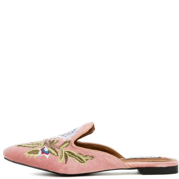 Cape Robbin Cell-17 Women's Pink Mules