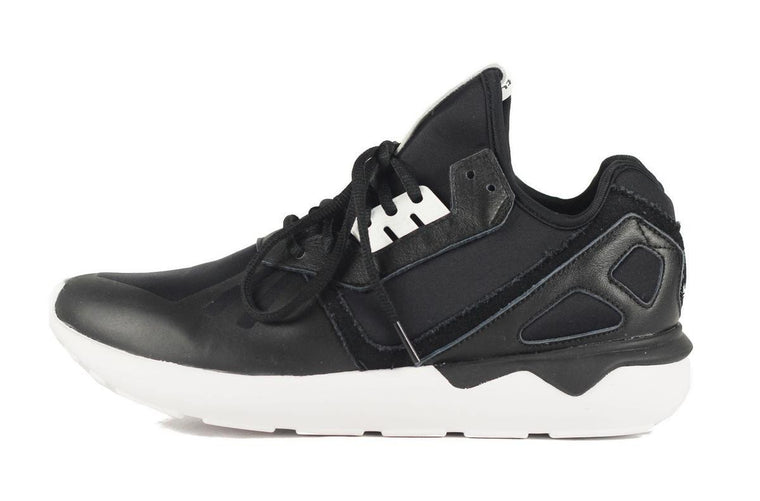 Adidas for Men: B41272 Tubular Runner Black White