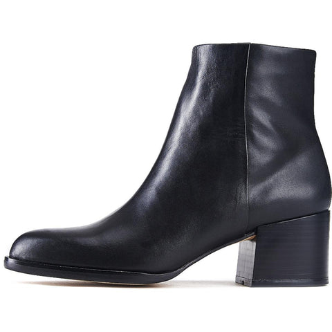 Sam Edelman for Women: Joey Black Heel Boots