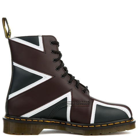 Unisex Pascal Great Britain Flage Navy Boot