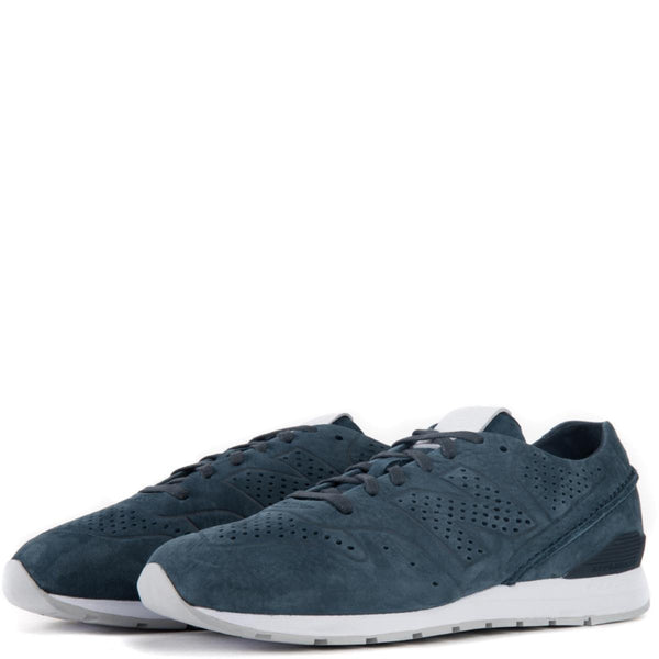 New Balance for Men: 696 Deconstructed Navy Running Shoe