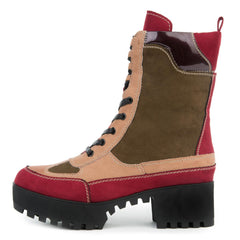 Women's Powerful-06 BURFS Combat Boots