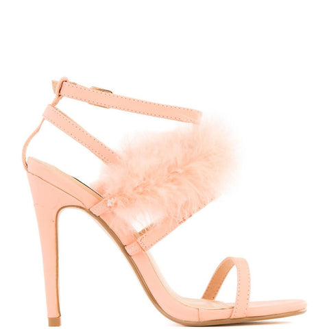 Women's Corina-6 High Heel Shoe Pink High Heel Shoes