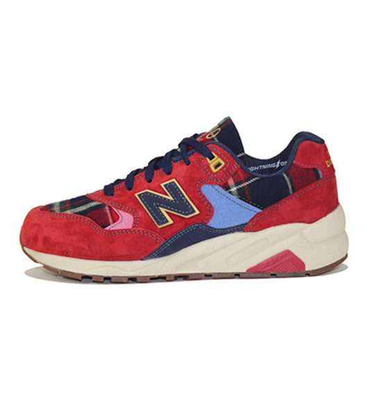 New Balance for Women: 580 Tartan Sneakers