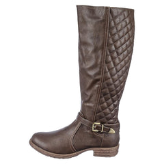 Women's Low Heel Boot NOWA02