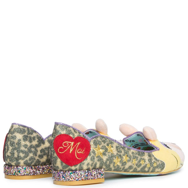The Muppets x Irregular Choice Her Moi Ness Flat
