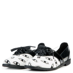Women's Eye Oxford Shoe