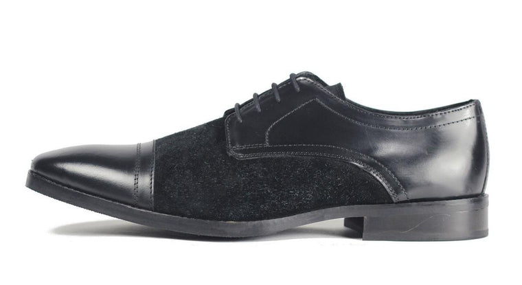 Men's Clive Black Oxfords