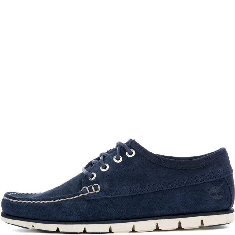 Men's Tidelands Ranger Moc Navy Boot