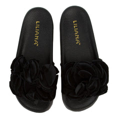 Lilianas Nomi-9 Women's Black Slide