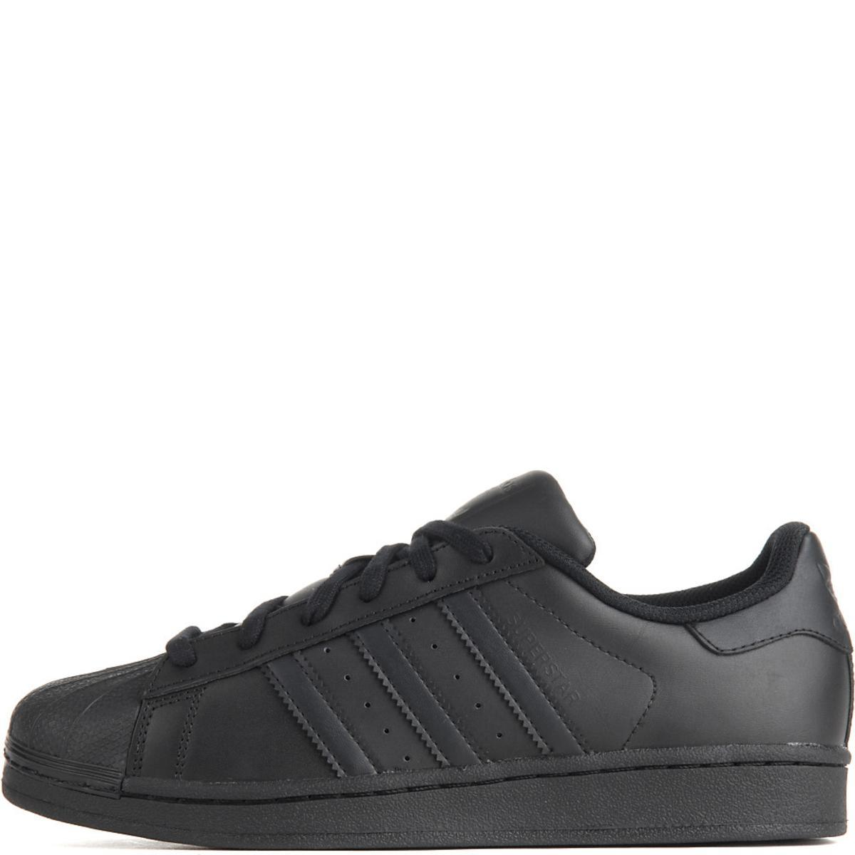 Juniors Superstar Foundation Casual Sneaker