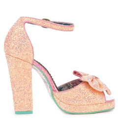 Women's Flaming June Pink High Heel