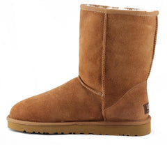 UGG Australia for Women: Classic Short Chestnut Boots