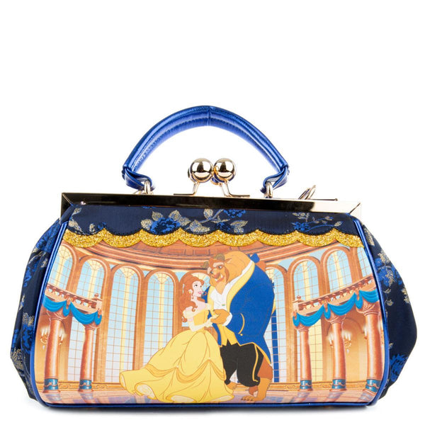 Disney's Beauty And The Beast x Irregular Choice A Tale of Enchantment Bag
