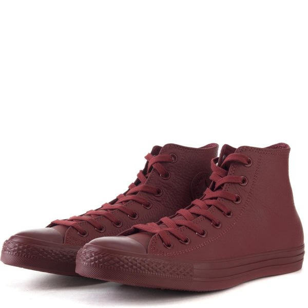 Converse for Men: Chuck Taylor Hi Leather Brick Sneakers