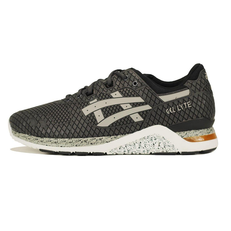 Asics Unisex: Gel-Lyte Evo Samurai Collection Dark Grey Sneaker