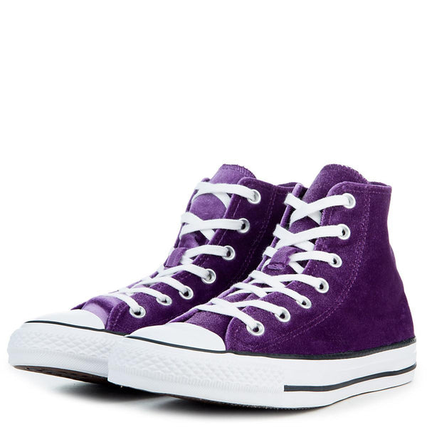 Women's Chuck Taylor All Star Velvet Hi Sneaker