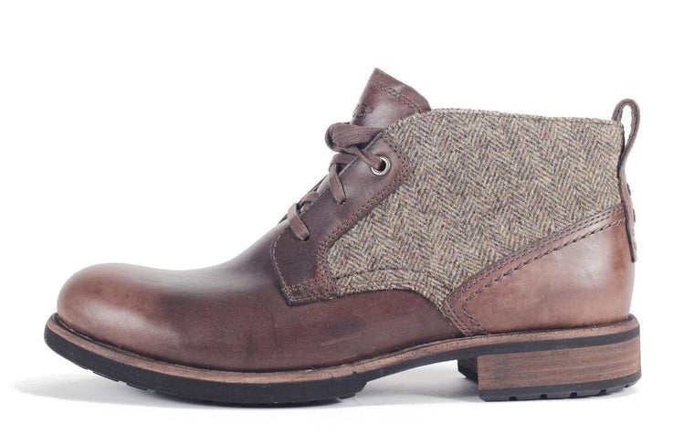 UGG Australia for Men: Brompton Tweed Grizzly Boot